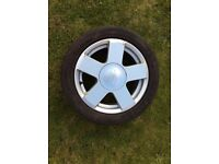 Ford Fiesta 15 inch alloy