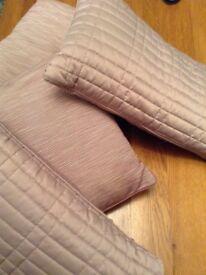Four beautiful cushions