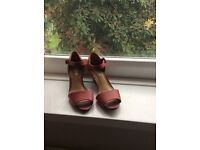 Clark Brielle Drive Heels Size 5.5