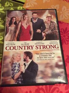 DVD Country strong