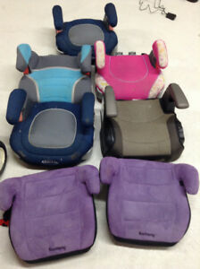 Child's booster seats