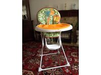 Mother Care Jungle High Chair