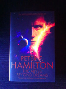 Peter F. Hamilton (hardcover) Book for Sale
