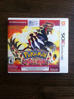 Echange/Trade Omega Ruby for Alpha Sapphire