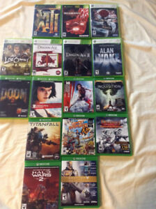 Xbox One, Xbox 360 + Original Xbox games, separate or together