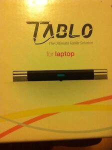 Tablet solution for laptop