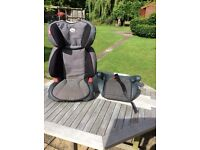 Childs car seat and booster seat britax vgc