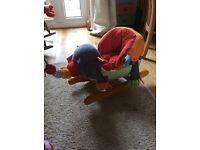 Mamas and papas rocking horse 'elephant'