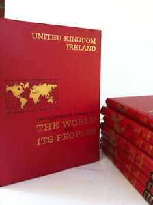 The Illustrated Library of The World and Its Peoples 11 Volumes Peterborough Peterborough Area image 10