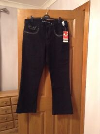 New black jeans size 20