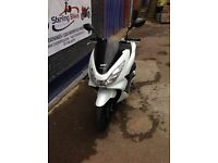 NEW SHAPE HONDA PCX FOR SALE - sterling