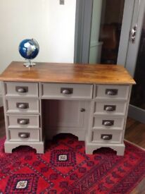 Antique writing desk dressing table