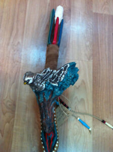 CUSTOM CRAFTED UNIQUE WALKING STICKS