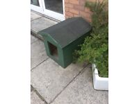 Dog box /kennel with removable lid £40 ono