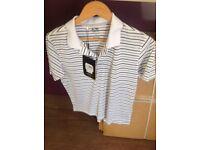 Adidas Youths Golf Shirt