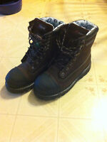 NEW Steel Toed Boots