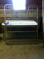 Stall Gate, Excellent Condition