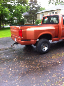 Ford  F150 xlt boite Step Side model Flairside KING CAB 4x4