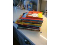 Free to a good home, collection of children's books