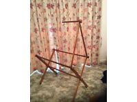 Vintage crib frame