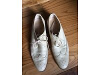 Russell & Bromley Man's Leather shoes Size 44 Used