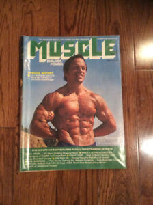 muscle builder & power  magazines