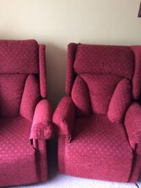 Brand new Queen Anne chairs
