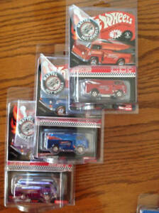 Hot Wheels VW Collection (Drag Buses, Drag Truck, Bugs)