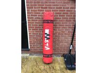 Heavy punch bag for sale