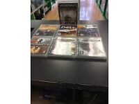 Sony PlayStation 3 games package