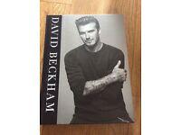 David Beckham book