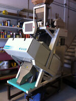 Buhler Sortex Optical Sorter Z+1VV