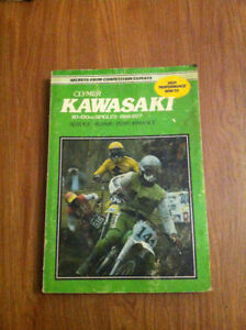 1966-1977 Kawasaki Motorcycle Repair Manual