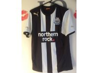 Newcastle shirts