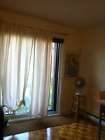 3.5 One bedroom Sept to Nov Point Saint Charles Sublet