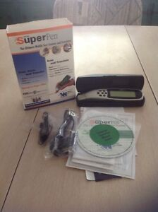 Superpen the. Ultimate mobile text scanner  and translate