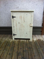 COUNTRY STYLE CUPBOARD