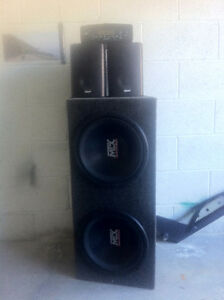 Selling MTX Audio Subwoofer