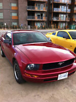 2005 Ford Mustang V6 Coupe (2 door)