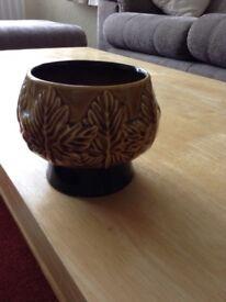 Sylvac ceramic bowl