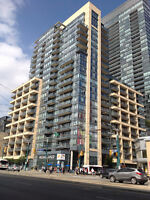 King West - King and Spadina, the Hudson, 1 bed+den, 1 bathroom