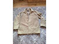 Men's next moleskin jacket / coat