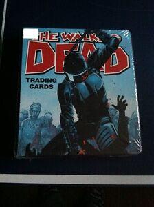 Brand New The Walking Dead Comic Book Binder & Complete Card Set Oakville / Halton Region Toronto (GTA) image 1