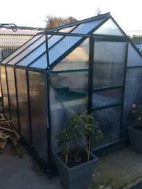 Greenhouse 8ft x6ft