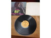 "Original Jimi Hendrix ""Rainbow Bridge"" vinyl record"