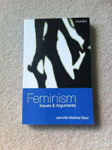 Feminism Issues and Arguments Saul