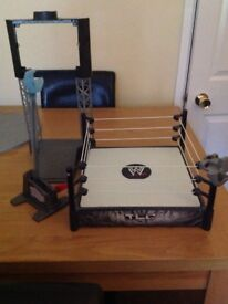 WWE WRESTLING RING ATTACHMENTS