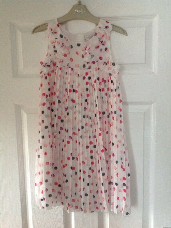 Girls Party Dress Age 8