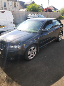 Audi a3 1.6 petrol mot September