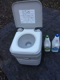 Dometic camping/ chemical toilet